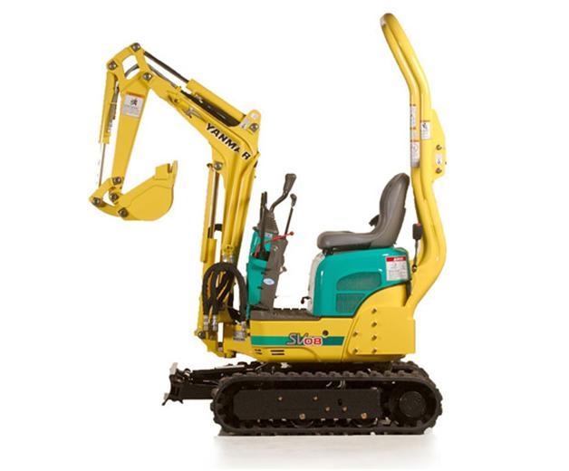 Mini Excavators (YANMAR, JAPAN SV08) – Alanis Trading