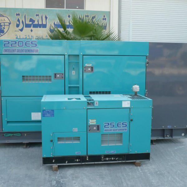 Denyo Generator