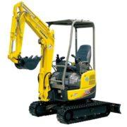 Mini Excavators vo17